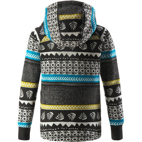 Reima Northern Fleece Sweater Barn Black